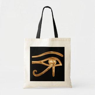 Eye of Horus Canvas Bags