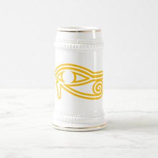 Eye_of_Horus Beer Stein
