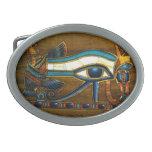 Eye of Horus Belt Buckles