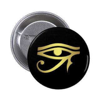 Eye of horus button