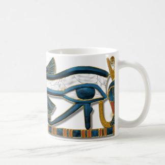 Eye of Horus Classic White Coffee Mug