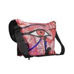 Eye of Horus Commuter Bag