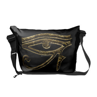 Eye of Horus Courier Bag