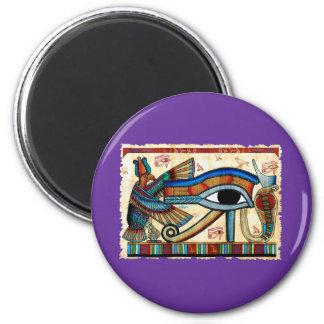 EYE OF HORUS Egypt Art Magnet Collection