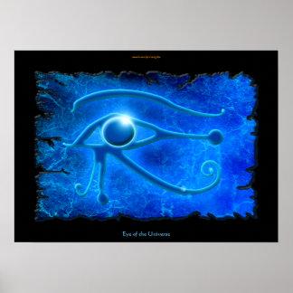 EYE OF HORUS Egyptian Art Print