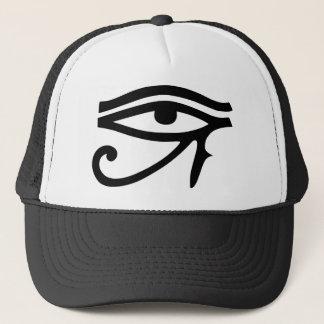 Eye of Horus Egyptian god gift idea Trucker Hat