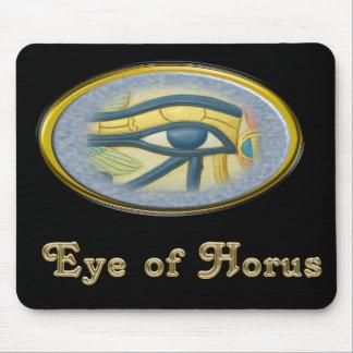 Eye of Horus Egyptian god Mouse Pad