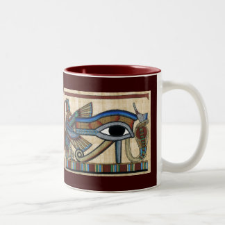 Eye of Horus Egyptian Mug