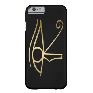 Eye of Horus Egyptian symbol Barely There iPhone 6 Case