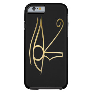 Eye of Horus Egyptian symbol Tough iPhone 6 Case