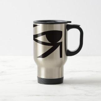 Eye Of Horus Egyptian Symbol Coffee Mugs