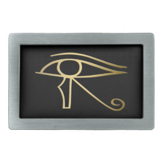 Eye of Horus Egyptian symbol Rectangular Belt Buckle