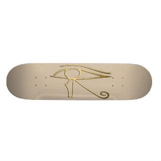 Eye of Horus Egyptian symbol Skateboard Deck