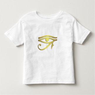 Eye of horus Egyptian symbol toddler shirt