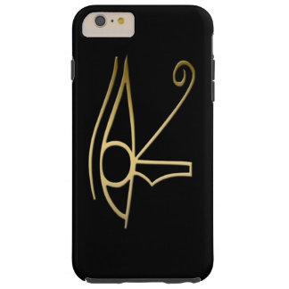 Eye of Horus Egyptian symbol Tough iPhone 6 Plus Case