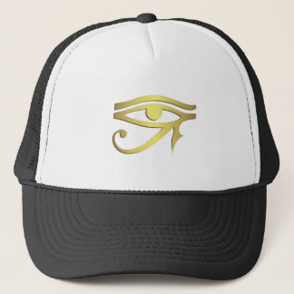 Eye of horus Egyptian symbol Trucker Hat