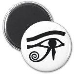 Eye of Horus Hieroglyphic Refrigerator Magnet