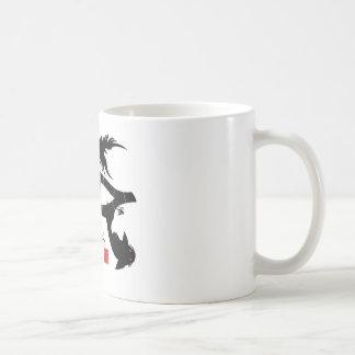 Eye of Horus Japanese Style Coffee Mug