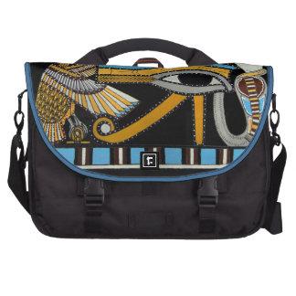 Eye of Horus Laptop Messenger Bag