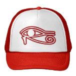 Eye_of_Horus Mesh Hat