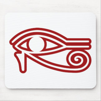 Eye_of_Horus Mouse Pad