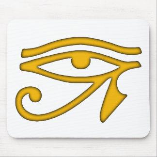 Eye of Horus Mouse Pad