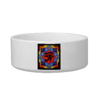 Eye Of Horus Pet Bowl