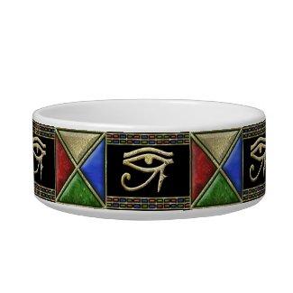 Eye of Horus zazzle_petbowl