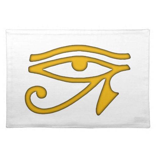Eye of Horus Placemat