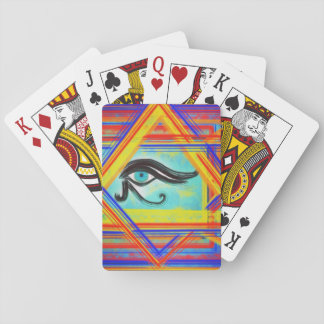 Eye of Horus Playing Cards
