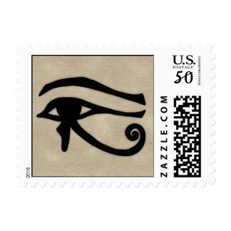 Eye of Horus Postage Stamps