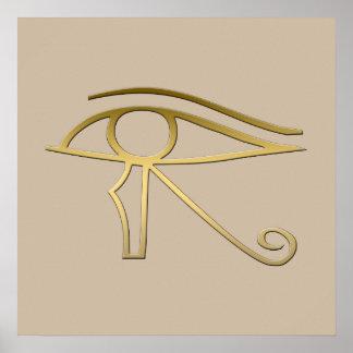 Eye of Horus Posters