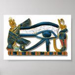 Eye of Horus Print