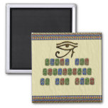 Eye of Horus Protection Magnets
