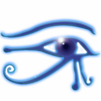 EYE OF HORUS RA Ancient Egypt Sculpted Gift Acrylic Cut Out