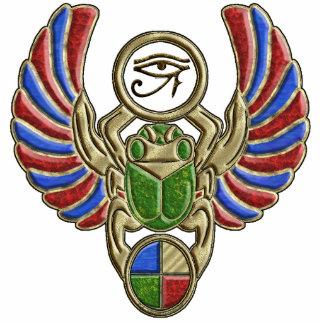 Eye of Horus Scarab Cutout