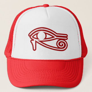 Eye_of_Horus Trucker Hat