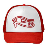 Eye_of_Horus Trucker Hat
