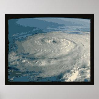 Eye of Hurricane Print