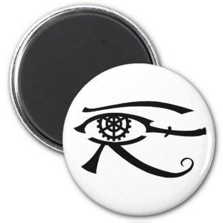 Eye of Khopesh 2 Inch Round Magnet
