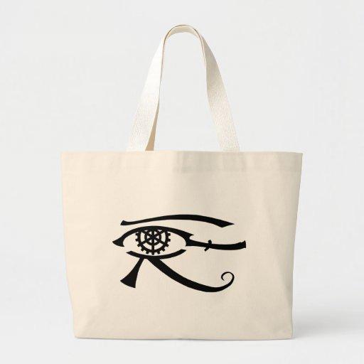 Eye of Khopesh Canvas Bag