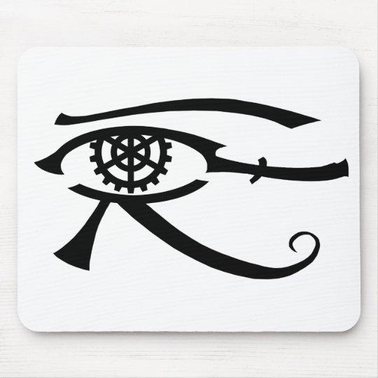 Eye of Khopesh Mouse Pad