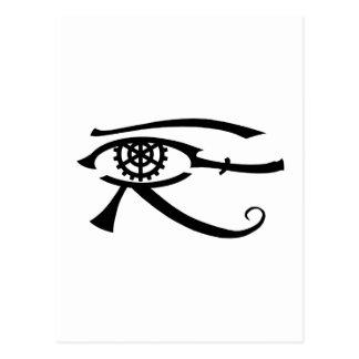 Eye of Khopesh Postcard