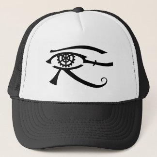Eye of Khopesh Trucker Hat