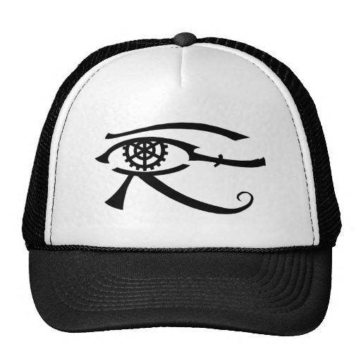 Eye of Khopesh Trucker Hats