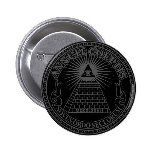 Eye of Providence 2 Button