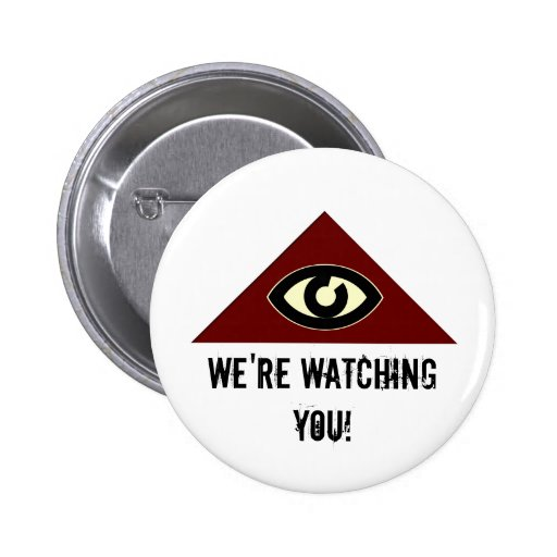 Eye Of Providence Buttons