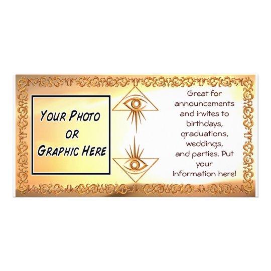 Eye of Providence Card