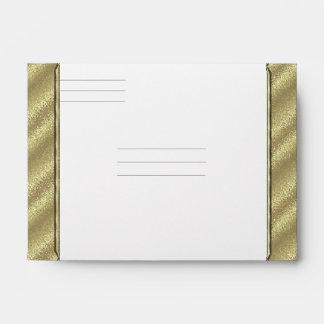 Eye of Providence in Gold Lined Envelope