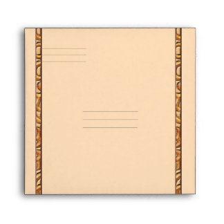 Eye of Providence in Stone Lined Envelope